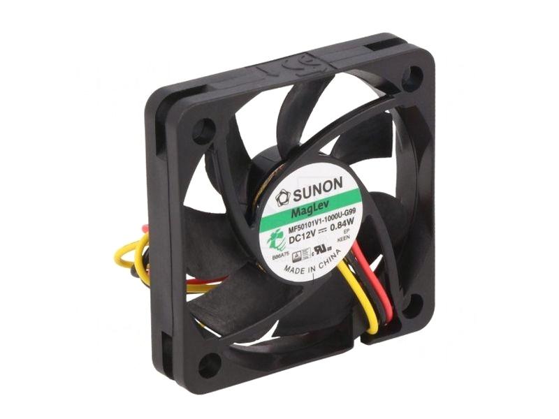 12V ventilátor 50x50x10 MF50101V1-G99 CY 5010/12-V1-G99