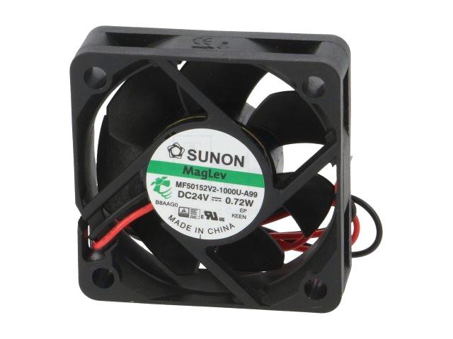 24V ventilátor 50x50x15 MF50152V2-A99 CY 5015/24-V2-A99-A