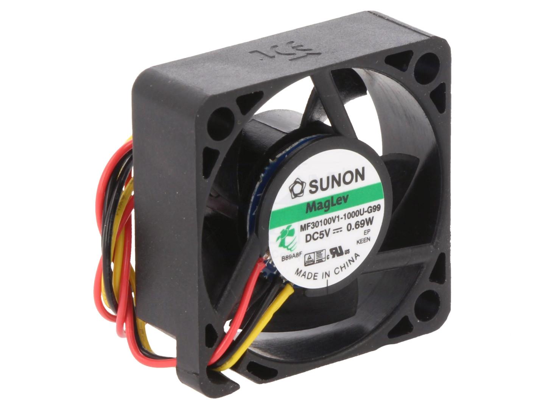 5V ventilátor 30x30x10 MF30100V1-G99 CY 3010/05-V1-G99