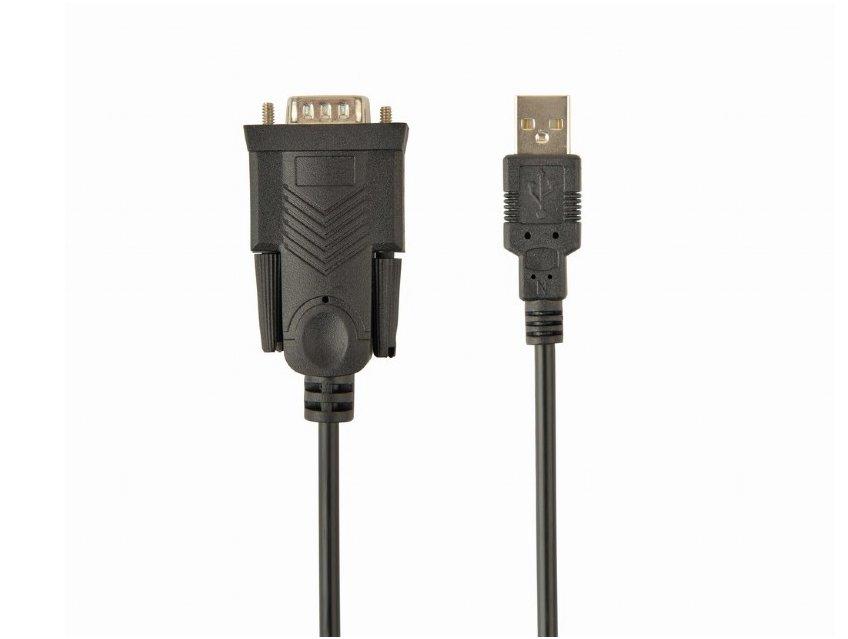 USB - RS232 Serial konverter FT232RL chippel 1,5m Gembird DEV USB SERIAL CONV G