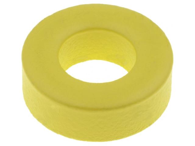 FERRIT Toroid gyűrű 17.5x9,4x6,35mm F-R175X094X063N