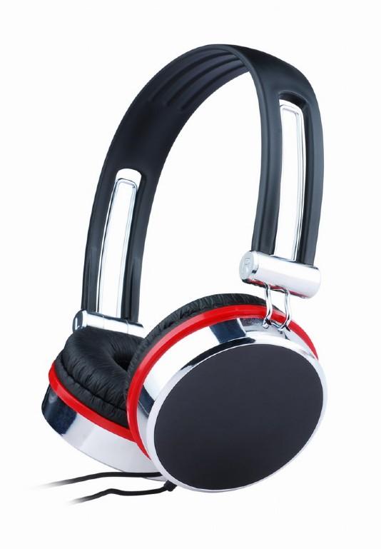 Kompakt sztereo fejhallgató 3.5mm jack 32 Ohm