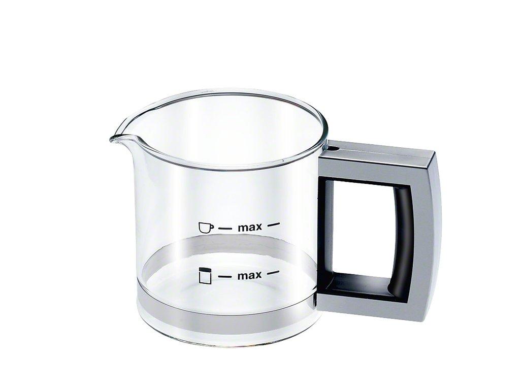 Miele kávéfőző tejeskanna üveg M10-6154421