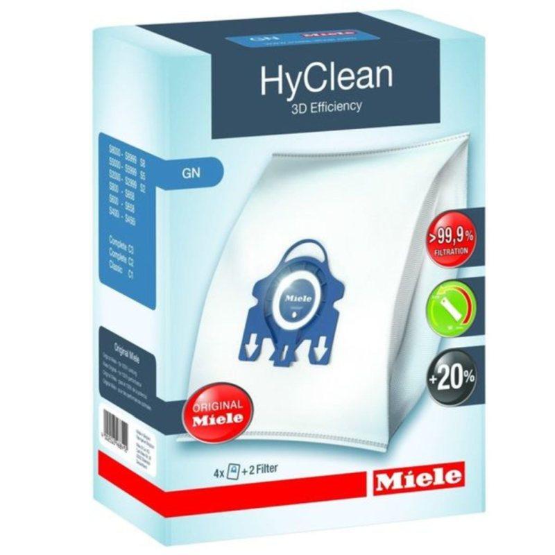 Miele porszívó porzsák GN HyClean 3D M7-9917730