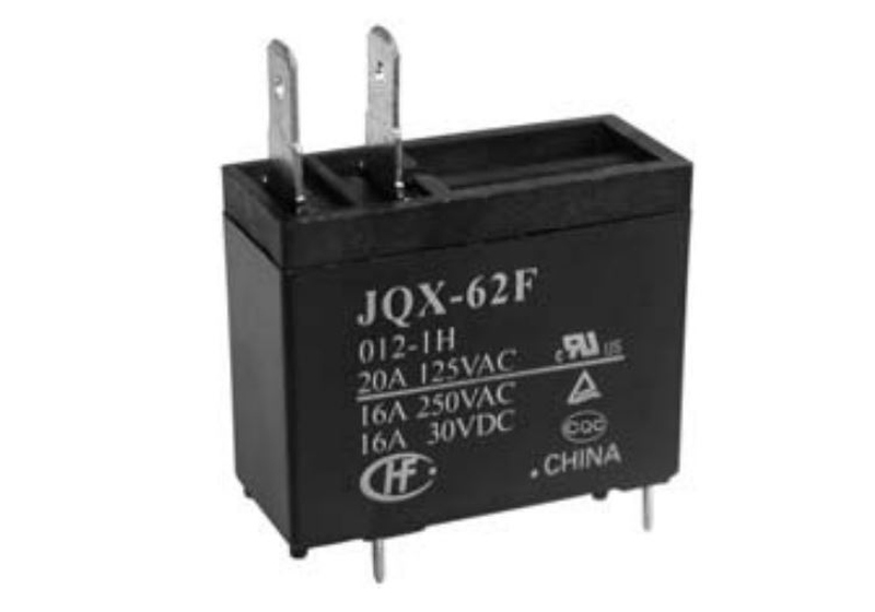RELAY 1x250VAC 16A 12VDC HF62F/012-1HF +2db Sarus RELAY-HF62F012-1HF