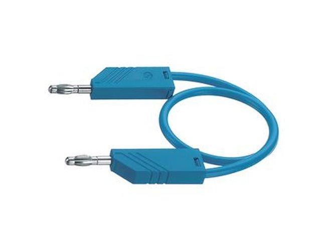 Mérőzsinór szilikonos 1.5m kék RH-SML150BLU