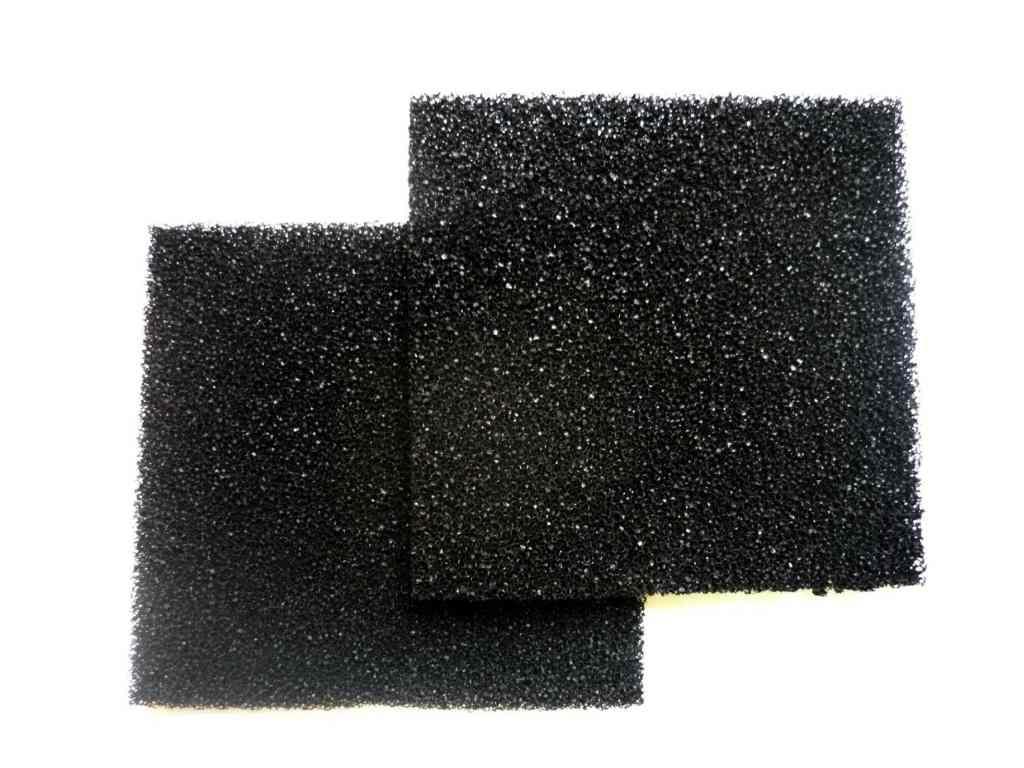 TOOLCRAFT füstelszívóba aktív szénszűrő betét készlet, 2db-os SOLD.ZD153X2