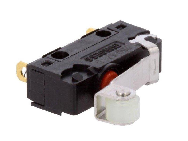 Mikrokapcsoló 5A 125Vac, ON-(ON) 3p. 20x10,3x6.4mm IP6K7 SW11506LKG-IP67
