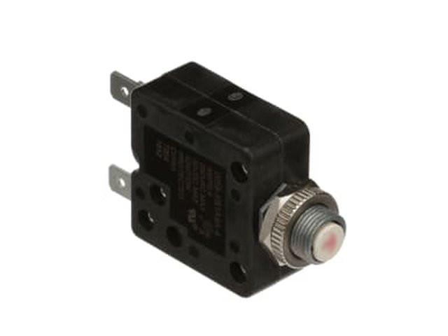 Túláramvédő kapcsoló W58 250Vac/50Vdc, jelölés 8A SW70021-8