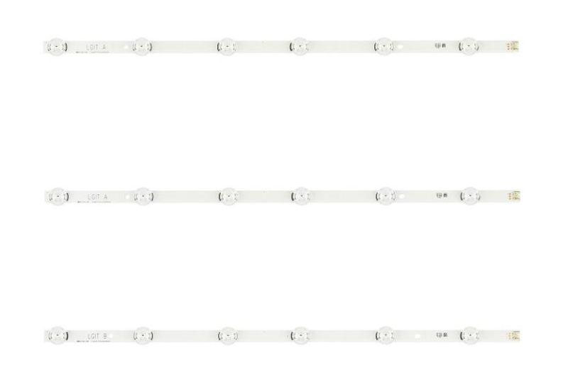 LED háttérvilágítás szett TV-ASSY 1134