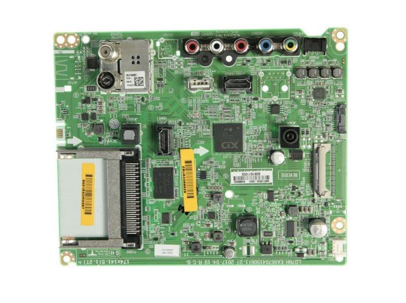 LG TV alaplap EBU64088628 TV-ASSY 5634