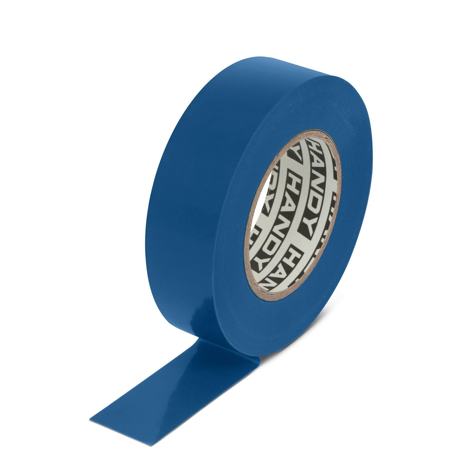 Szigetelőszalag 19mm 20m kék V-00221 -