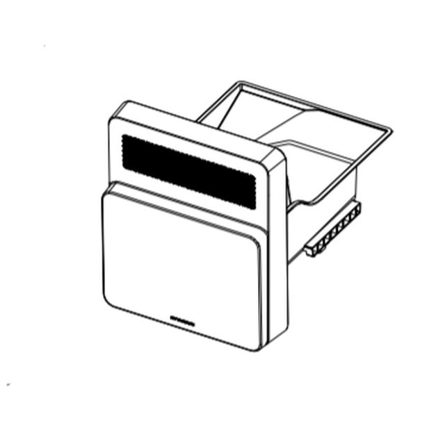 Jégkocka készítő W8-DA9719040A