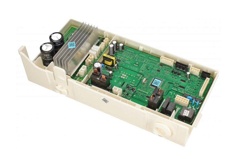 Vezérlőpanel WW10H9600EW/WS ver. 01. W8-DC9201605A