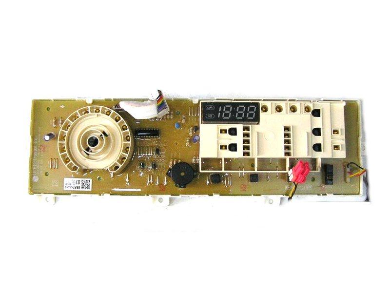 LG mosógép vezérlőpanel W8-EBR76841907