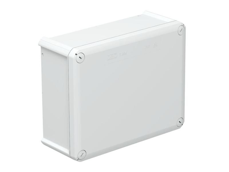 Univerzális műanyag doboz 240x190x95mm IP56 szürke BOX OBO2007-287