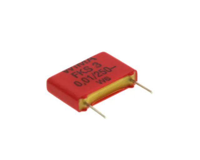 Kondenzátor 10nF 250V 10% Poliészter RM-10 C 10N 250/MKT3