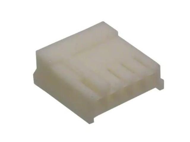 Berg connector - Molex 171822-4 - üres ház 4p CSAT-10F04/H