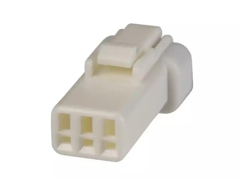 Csatlakozó 3 pólusú üres dugó CSAT-32030/D