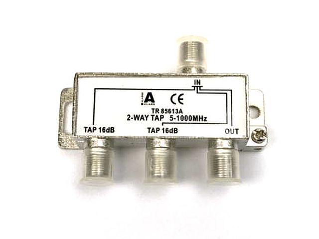 5-1000MHz kettős leágazó 16dB FC-202-16.0