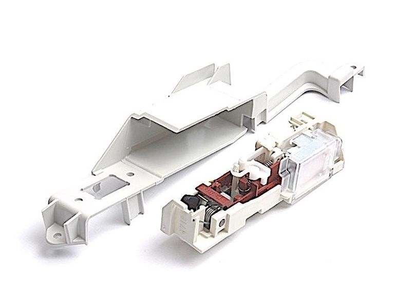 Miele mosógép elektromágneses ajtózár/ajtókapcsoló M1-6464464