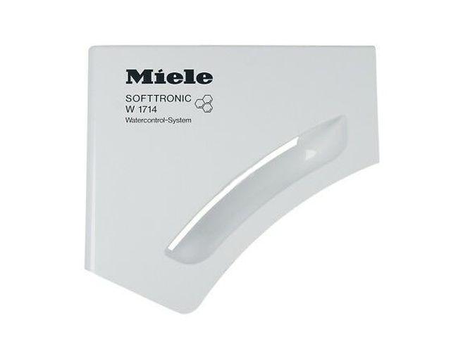 Miele mosószeradagoló fiók előlap BG LW W1714 M1-6660131