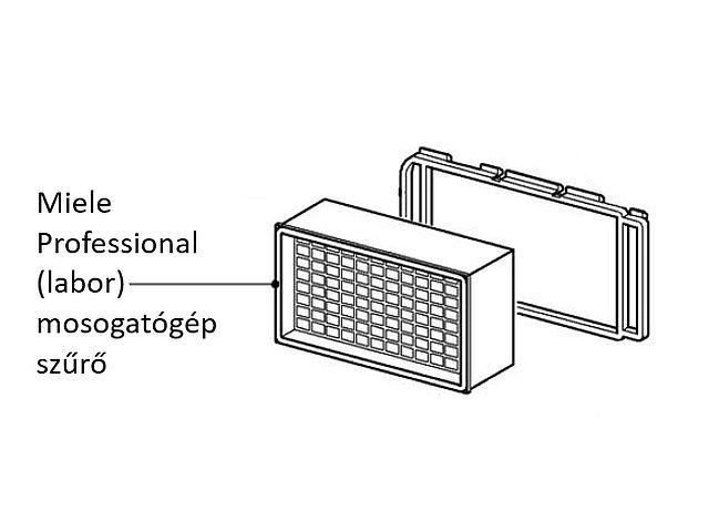 Miele Professional (labor) mosogatógép szűrő M4-11667020
