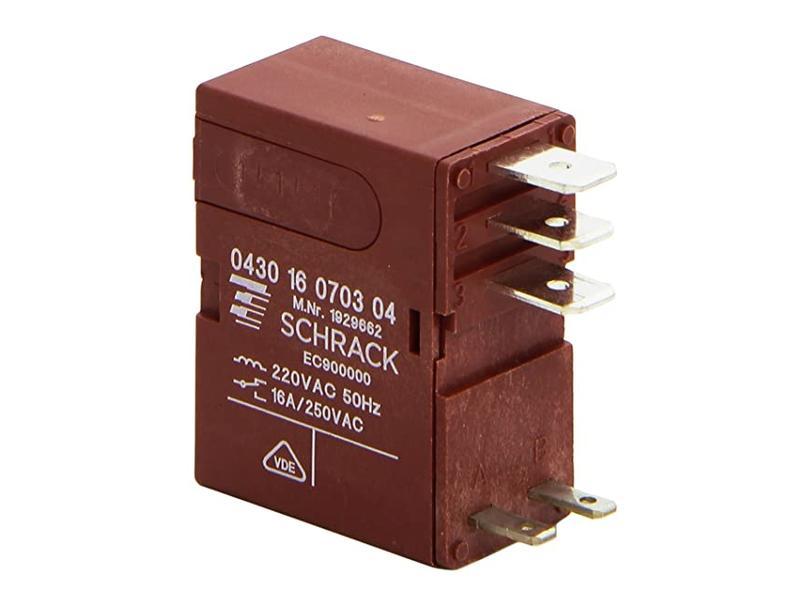 Miele Professional ipari mosogatógép relé 0430 220V/50Hz M4-1929662