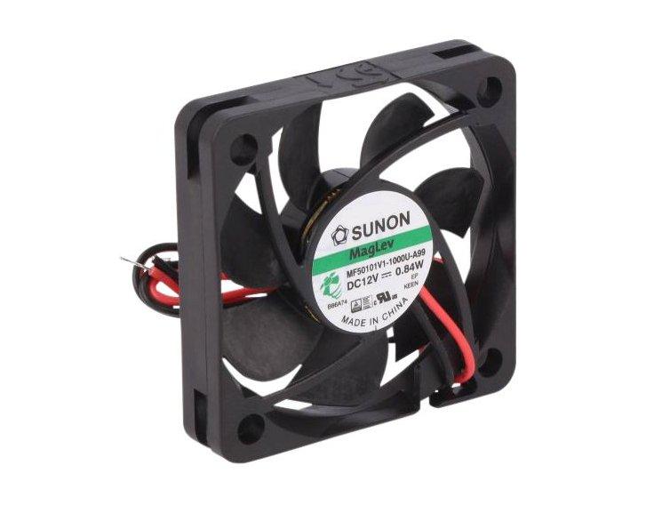 12V ventilátor 50x50x10 MF50101V1-A99 CY 5010/12-V1-A99-1