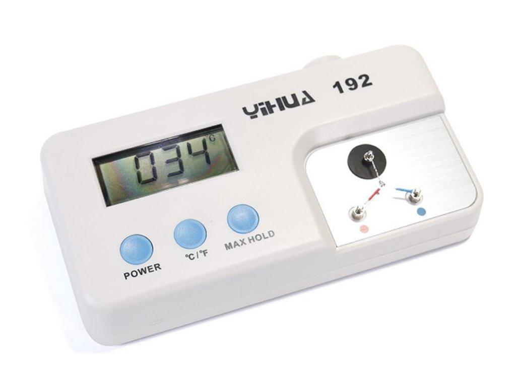 Pákacsúcs hőmérő Yihua YH-192 -- Hakko192 kompatibilis M.M-YH192