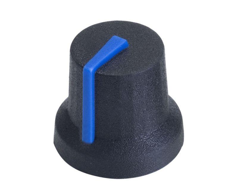 Potméter gomb 14,5x16.8mm 6mm