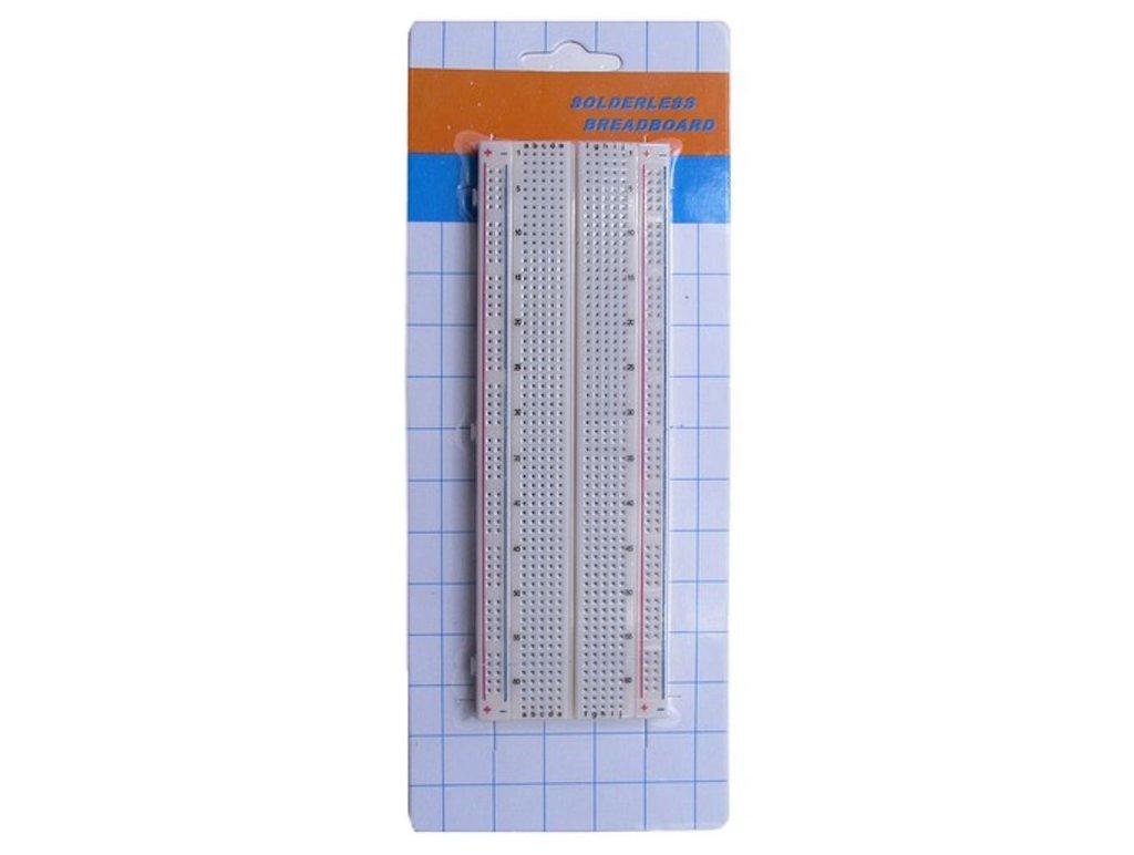 Próbapanel 830 érintkezős, 200 mező, forrasztásmentes LC PP-Z0640/200 LC