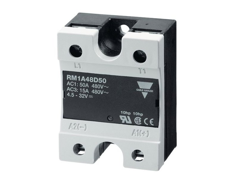 SSR 4-32VDC 42-530VAC/50A Zero Voltage RELAY-RM1A48D50