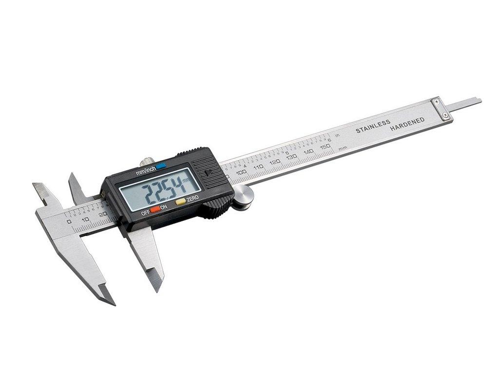 Digitális tolómérő 0...150mm GB 77001 TOOL-06031G