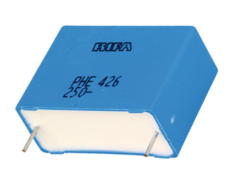 Kondenzátor 4.7uF 250V 5% Polipropilén RM-27,5 C 4U7 250/MKP