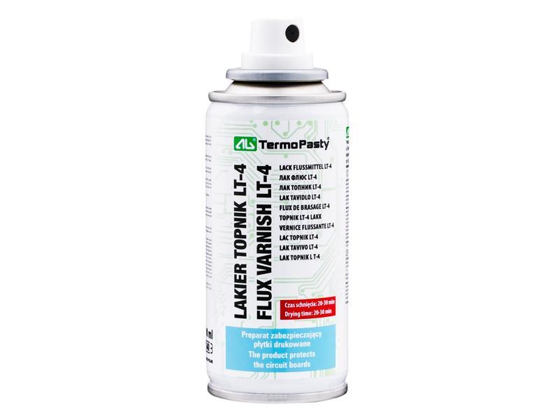 Flux lakk gyanta alapú folyasztószer Spray 100ml PPE-FLUX/LT4