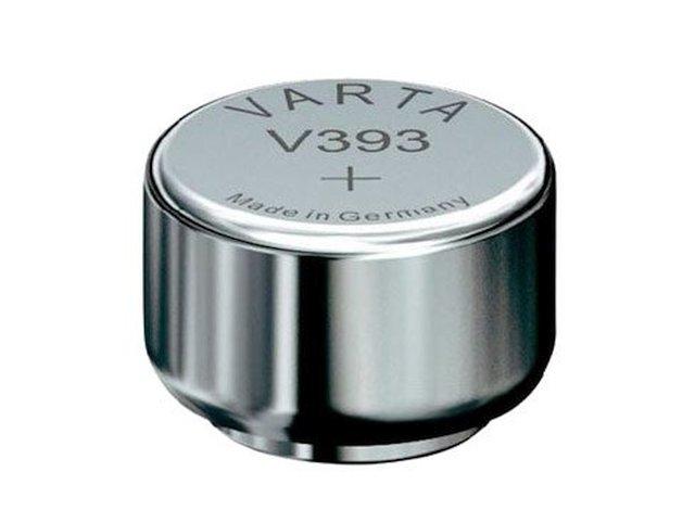 1.55V óraelem Silver SR48 VARTA-V393