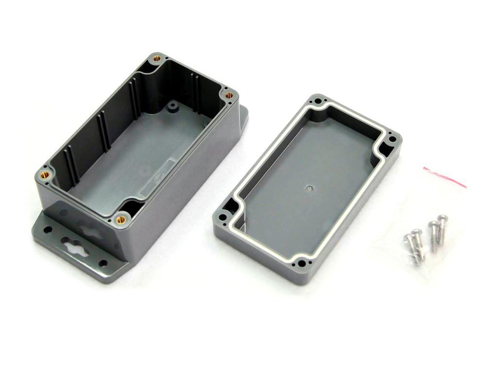 Project Box 150x80x60mm IP67 BOX G308MF-IP67 -