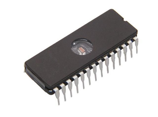 C-UV-EPROM 32Kx8 100nS 5V 28p. 27C256-100