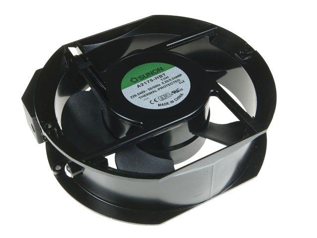 230V ventilátor 172x151x51mm A2175HBT-T ( ívelt ) CY 230/17251CS