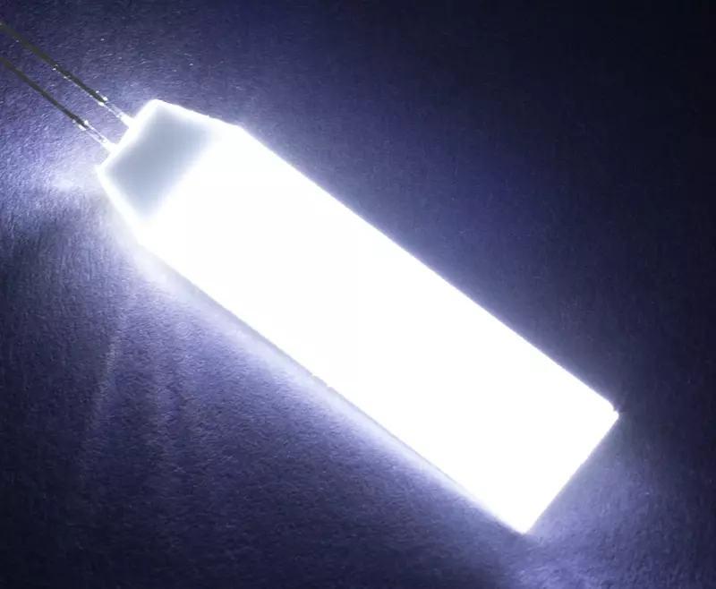 Led modul 38.7mm x 11.9mm fehér LED MODUL 00619 W