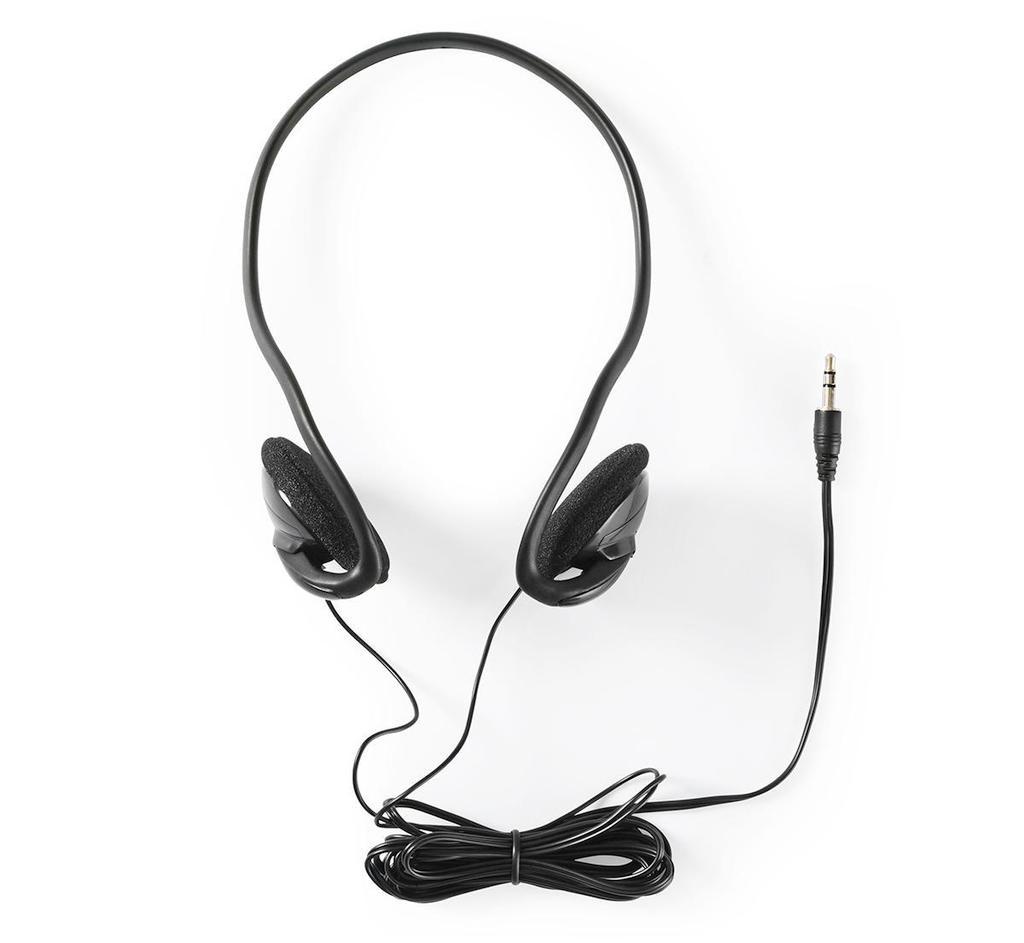 Tarkópántos fejhallgató HEAD PHONE 06