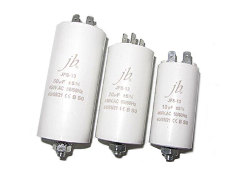 Szűrő kondenzátor 2uF 450VAC 30x57mm (sarus) W0-C002/450