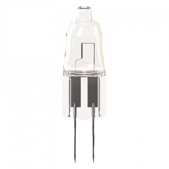 12V 14W Halogénlámpa G4 víztiszta 235lum LAMP12V/G4-14W