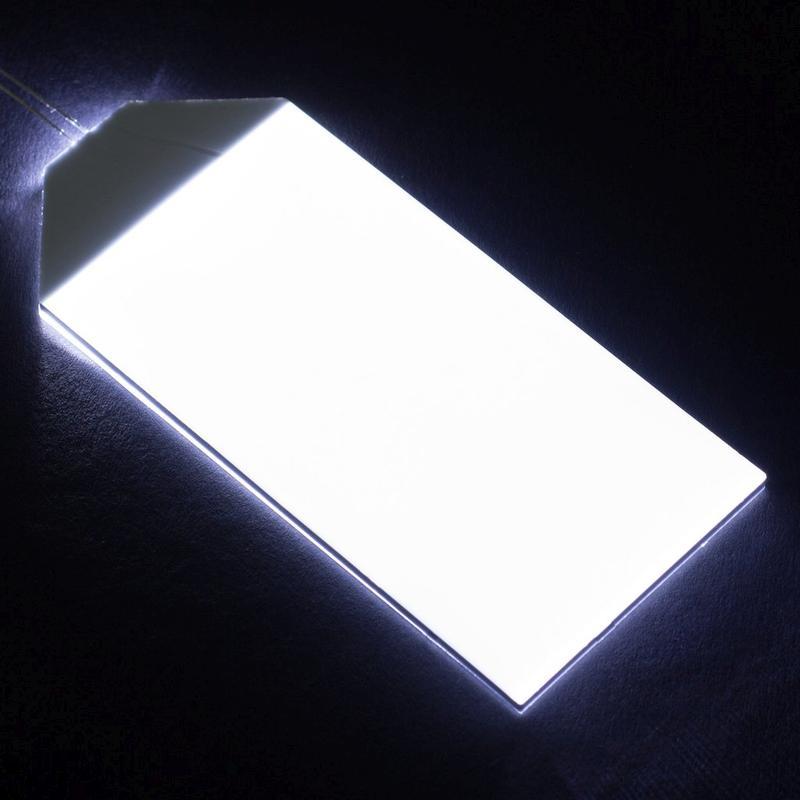 Led modul 84mm x 45mm fehér LED MODUL 00622 W