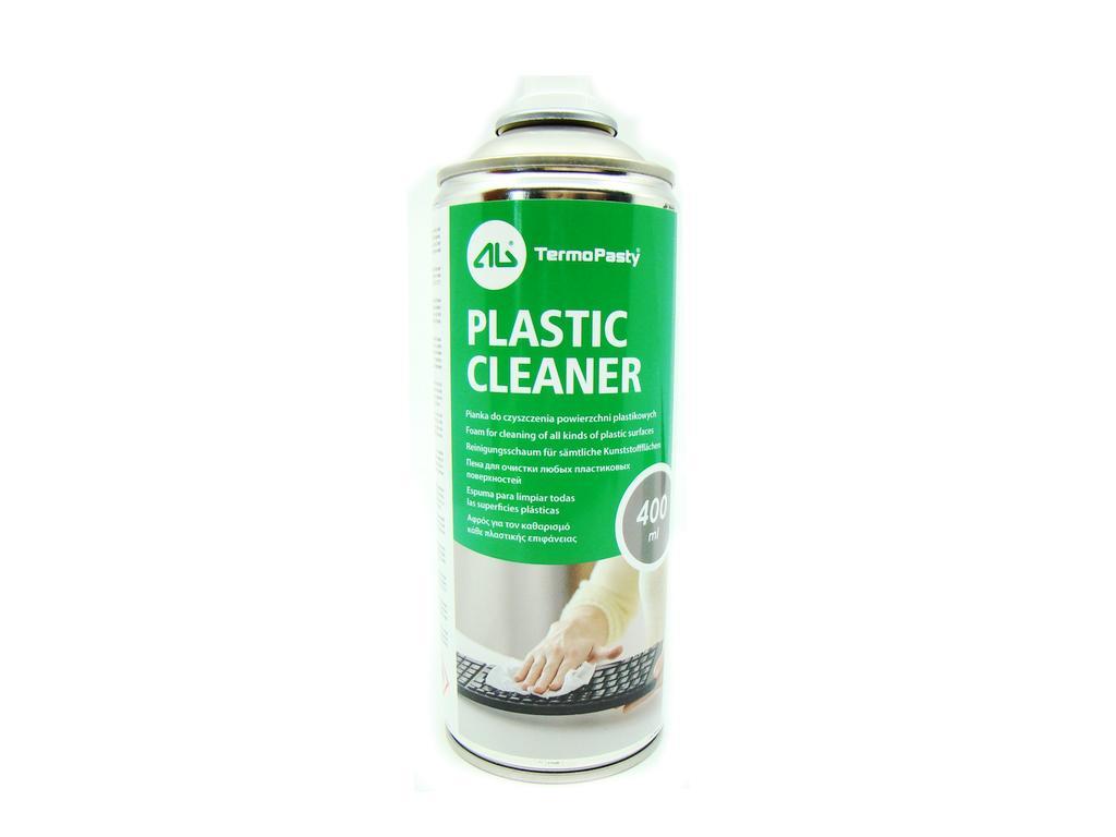 Műanyag tisztító hab spray 400ml PLASTCL/400