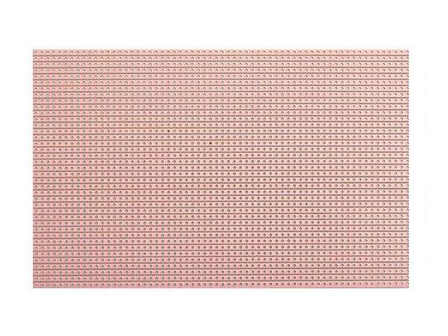 FR4 epoxi próbapanel 160x100 soronként maratva PP-1748-FR4